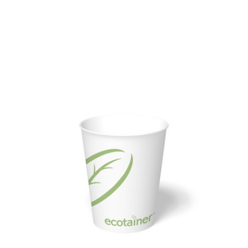 International Paper - SMRE-12 - 12 oz Ecotainer, Refresh Print, 12 oz Hot Paper Cups - 1000/cs