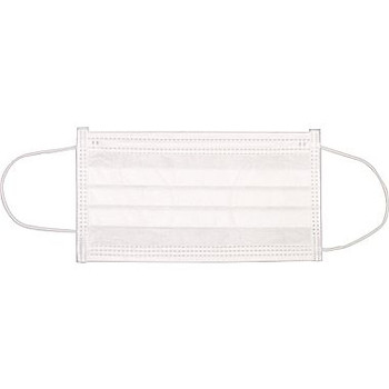 Ronco - Pleated Mask (White) 1x50