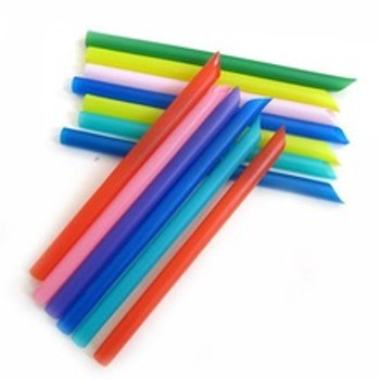 "Touch - 92-630N - 8"" Bubble Tea Straw - 1X600/Case"