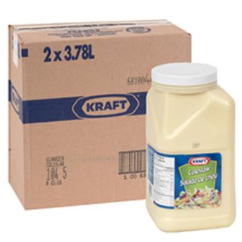 Kraft - Sundried Tomato & Oregano Dressing 3.7L