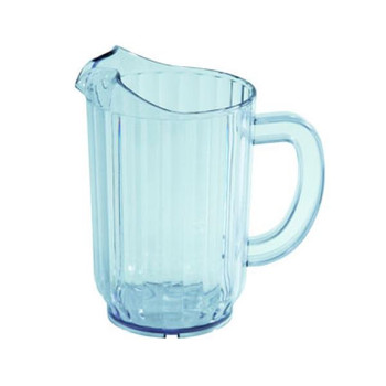 Winco - WPS-60 - 60 Oz Plastic Pitcher - 1/Each