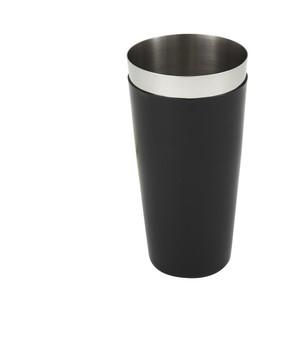 Winco - BS-28P - 28 OZ Bar Shaker, PVC Coating, S/S - Each
