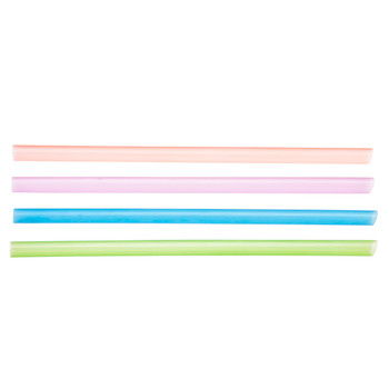 "Touch - 92-636 - 10"" Bubble Tea Straw Assorted"