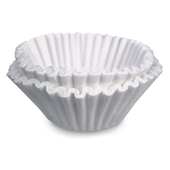 "BUNN 20109-0000 - Bunn Coffee Filter U3 & Hr (18""x7"") 252/Case"
