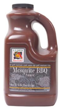 ED Smith - SCM Mesquite BBQ Sauce 2  x 3.7L
