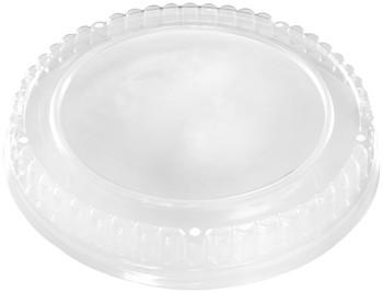 International Paper - LFMDP-85 - Clear Dome Lid fits DFS-54 & DFM-85 - 450/cs