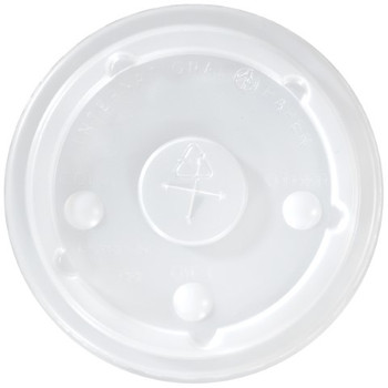 International Paper - LCRS-22 - Flat Translucent Lid - 1000/cs
