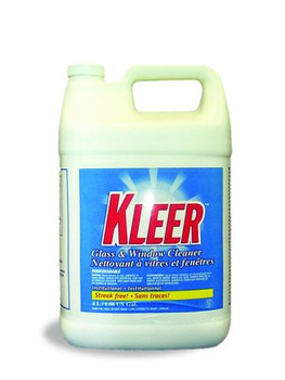 Kleer - Window Cleaner Commercial (4x4L)