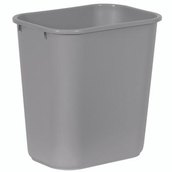 Dynapak - 28qt Grey - Waste Basket - 1 Unit/Each