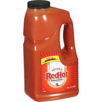Frank's - Red Hot Cayenne Sauce 4 x 3.78L