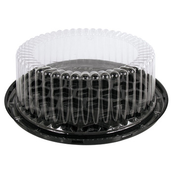 """D&W - G33 - 10"""" 1-2 Layers Cake Dome Combo - 100/Case"""