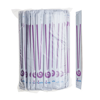 """Touch - 80-861 - Bamboo Chopsticks Individually, Complete Paper Wrapped, 9"""", 20 x 100 Pairs = 2000 Pairs"""