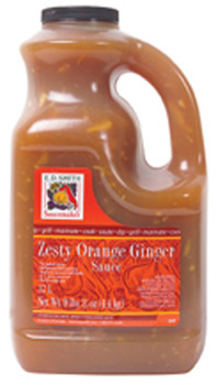 ED Smith - SCM Orange Ginger Sauce 2  x 3.7L