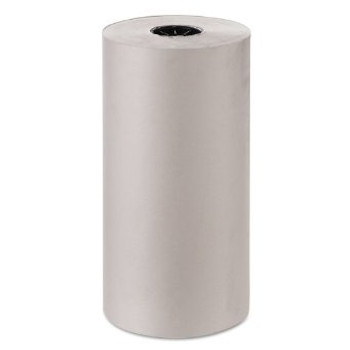 "Amber - 18""x900' - Newsprint Paper Rolls - 1 Roll/Each"