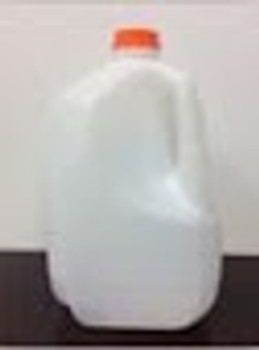 4L HDPE Juice and Beverage Bottle With Tamper Evident Cap