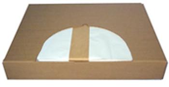"Deluxe 19"" X 29"" White Cap Tissue Paper"