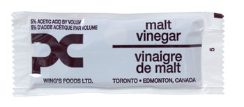 Wing's - Food Malt Vinegar Portion 9g x 500