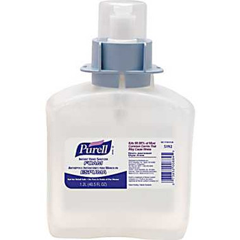 PURELL Purell Foam Sanitizer **use with a Purell FMX-12 Dispenser** 1200ml