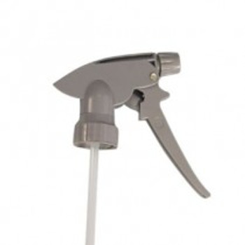 "Generic - 9.25"" - Grey Chemical Resistant Trigger - 10/Pack"