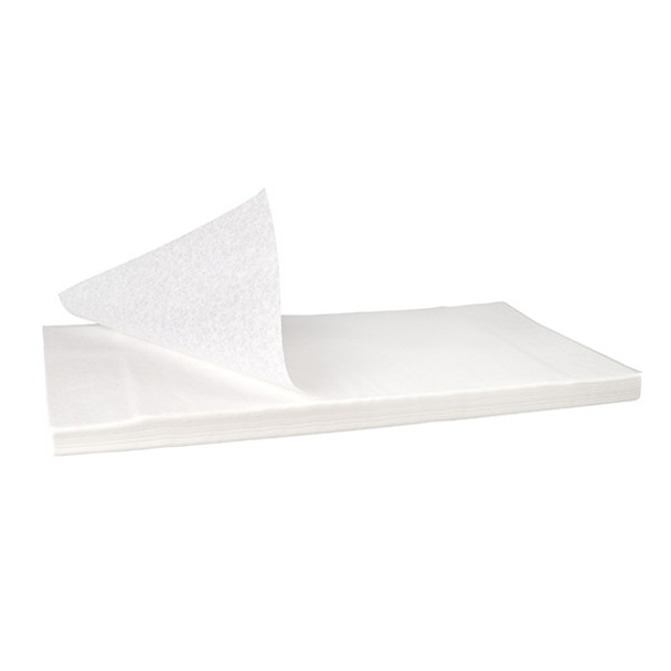 "Amber - 16 3/8"" X 24 3/8"" - Parchment Silicone Paper - 1000/pack"
