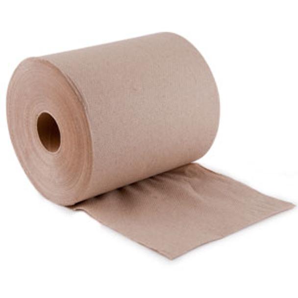 Cascades Pro - H025 - 205' Kraft Hardwound Paper Towels, 24 Rolls