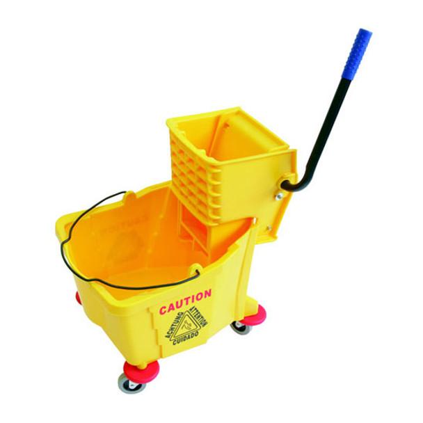 32L Economy Sidepress Wringer + Bucket Combo each