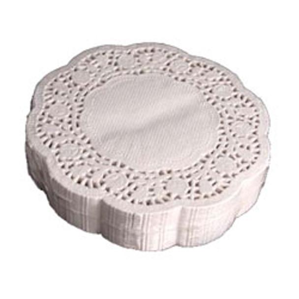 """7"""" Paper Doilies - 1000/Case"""