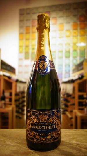 André Clouet, Champagne Brut Grand Réserve