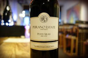 Peirano Estate Lodi Petite Sirah 2016