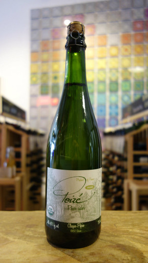 Poiré Organic Cider