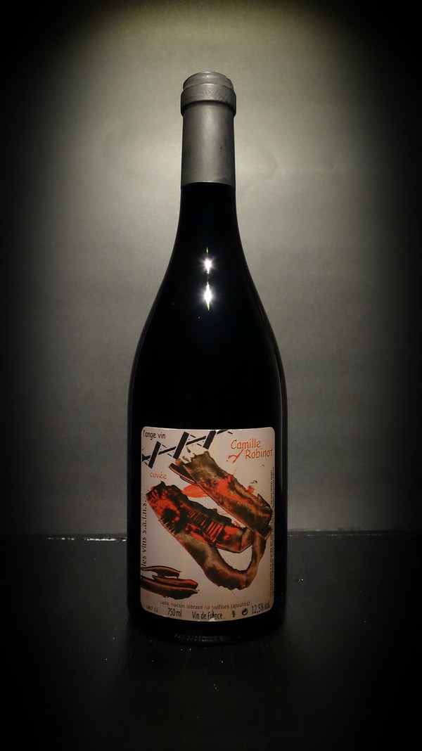 L'Ange Vin (Jean-Pierre Robinot), Camille Rouge (2011)