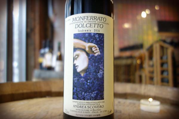 Andrea Scovero, Monferrato Dolcetto (2016)