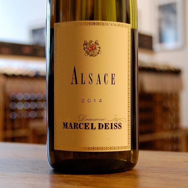 Marcel Deiss Alsace White