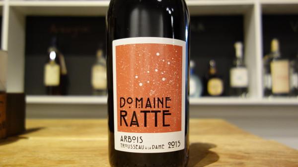 Domaine Ratte Arbois Trousseau a la Dame