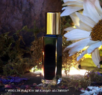 BLACK MAGIC Dark Sultry Amber Witchcrafts Artisan Alchemy Roll-On Perfume Oil