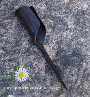 Hand Forged VIKING CANDLE SPIKE for Taper Candles