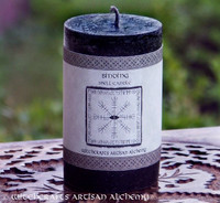 BINDING Signature Spell Candle by Witchcrafts Artisan Alchemy