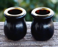 BLACK SABBATH Witch's Magic Candle Holders, Set of Two