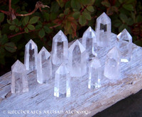 QUARTZ CRYSTAL Generator Standing Point