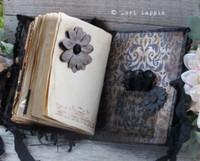 RAVEN SPIRIT Vintage Style Bohemian Journal
