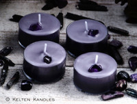 HECATE Coco Apricot Crème Wax Artisan Tealight Candles