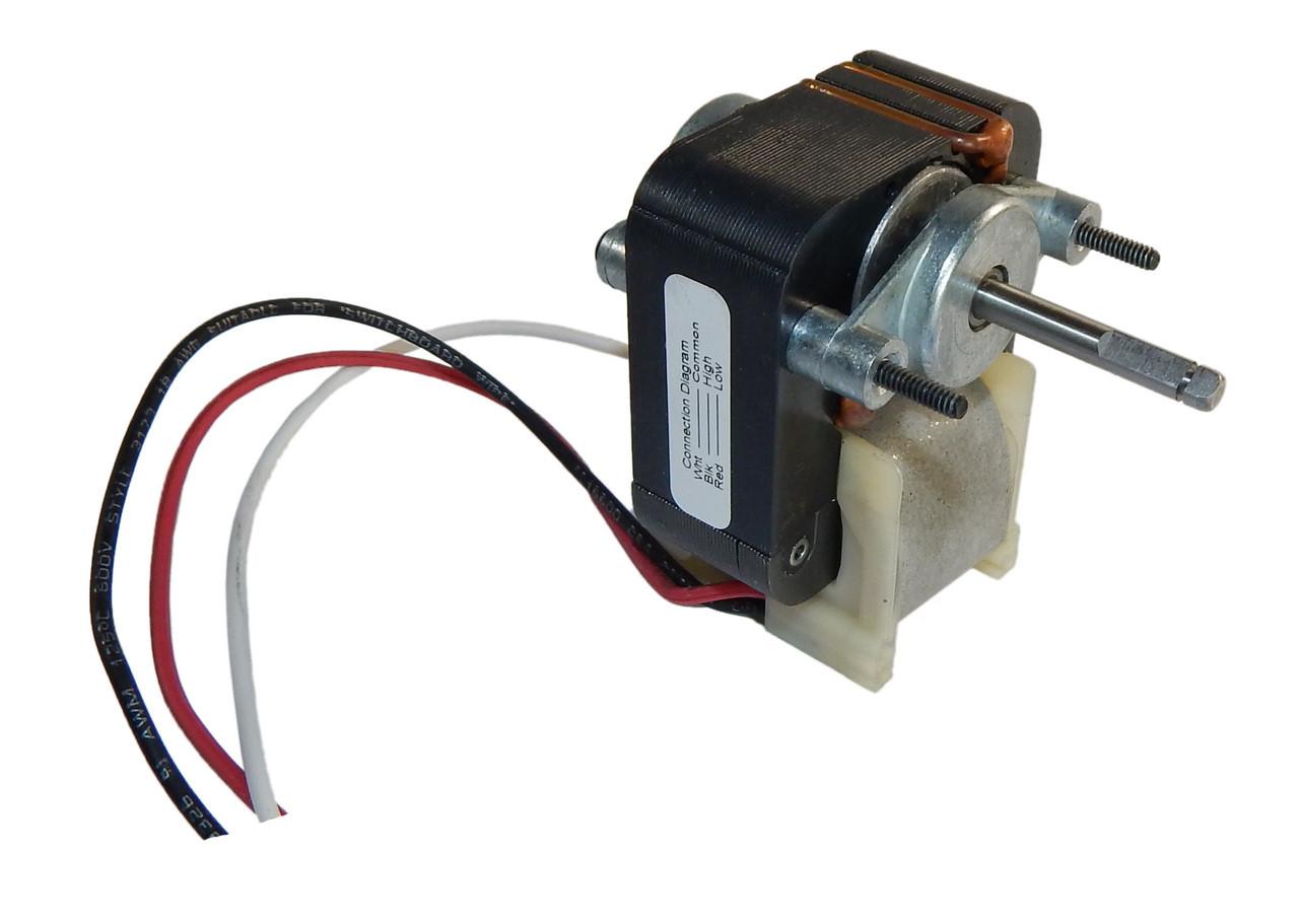 Wiring Diagram For Wood Stove Blower Fasco Attic Fan Motor C Frame 2 Speed Hood 75 Amps 3000 Rpm 120v K610