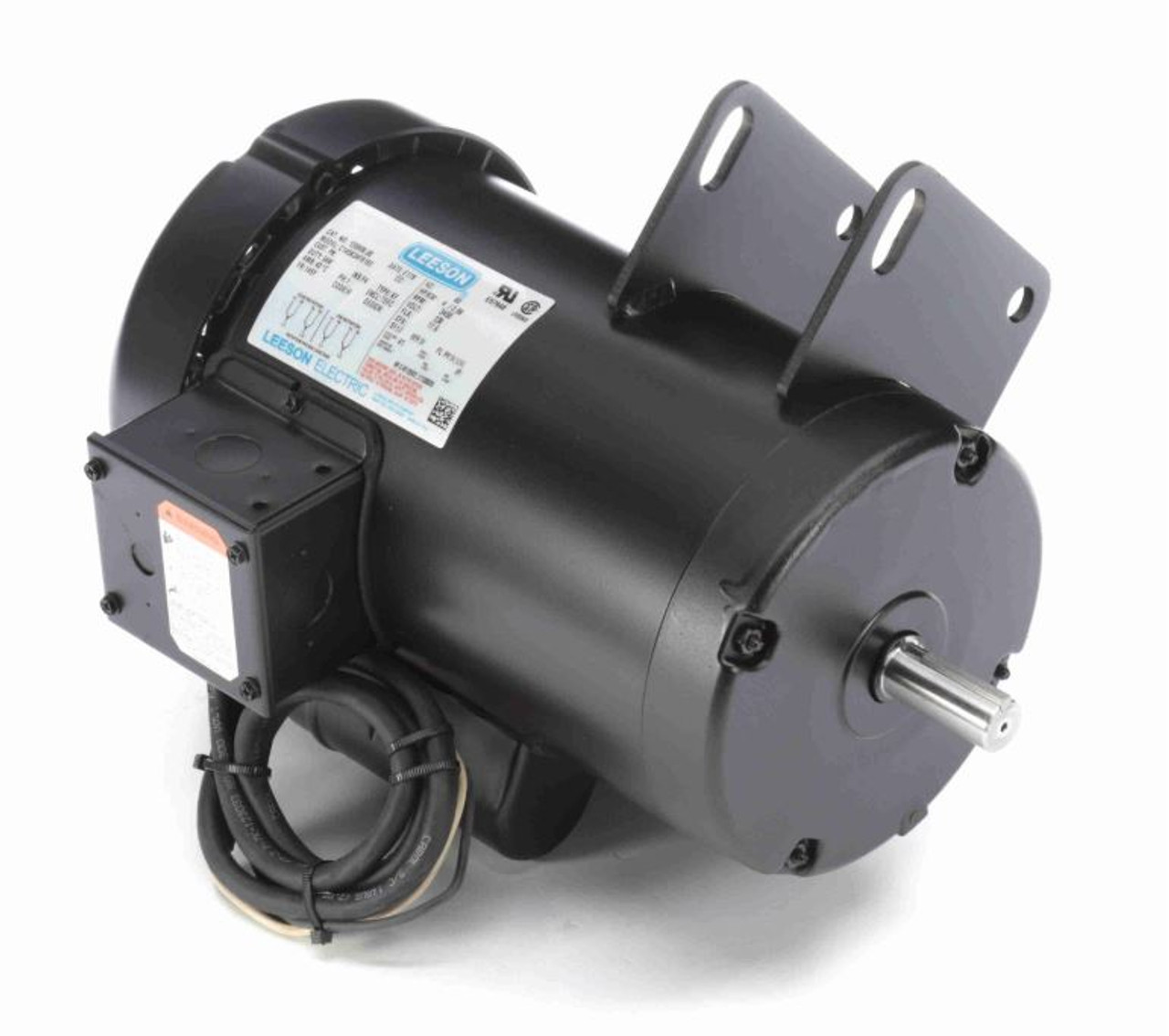 4 Hp 3450 Rpm Delta Unisaw Electric Motor 230 Volts Leeson