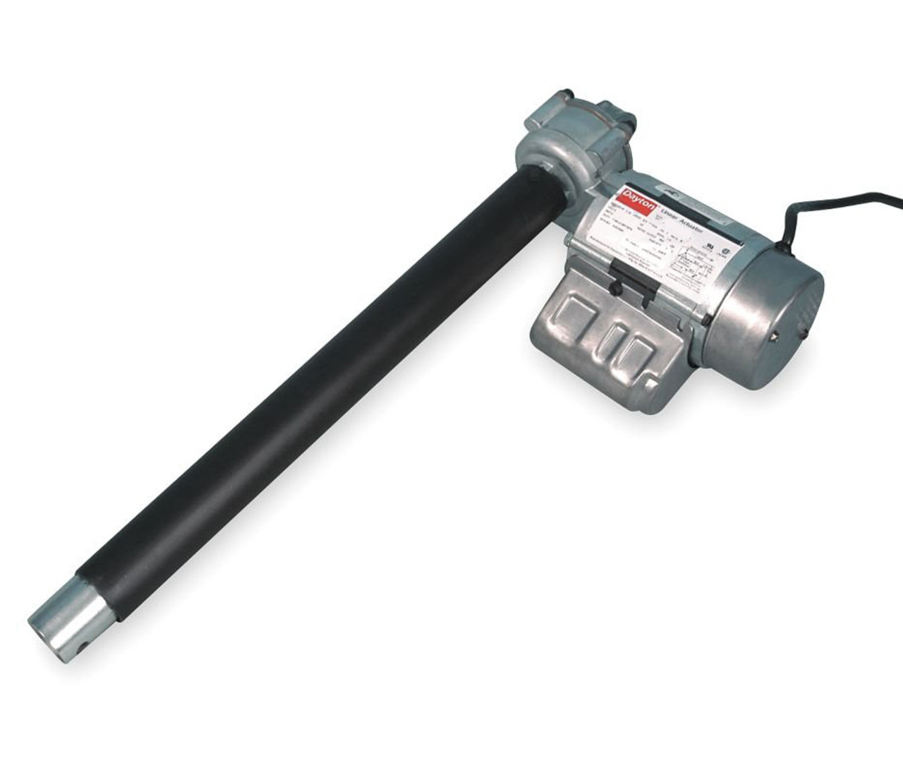Linear Actuator  115vac  300 Lb Load  Dayton   1xfy1