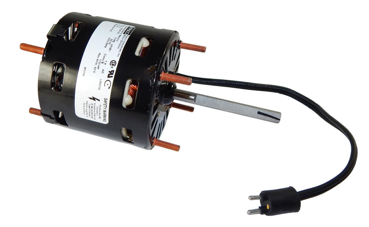 1 20 Hp 1550 Rpm Cw 3 3 Quot Diameter 115 Volts Refrigeration