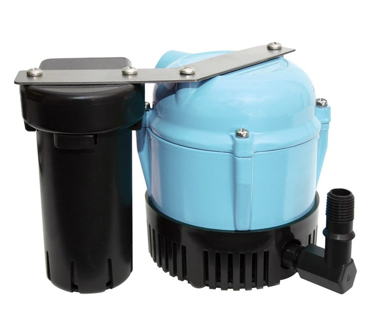 Little Giant Shallow Pan Submersible Pump Model 1