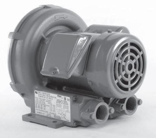 Vfc508p 2t Fuji Regenerative Blower 2 3 Hp 11 0 Amps 200