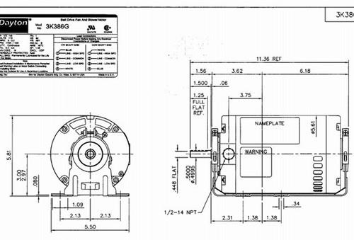 1  3 hp 1725 rpm 2