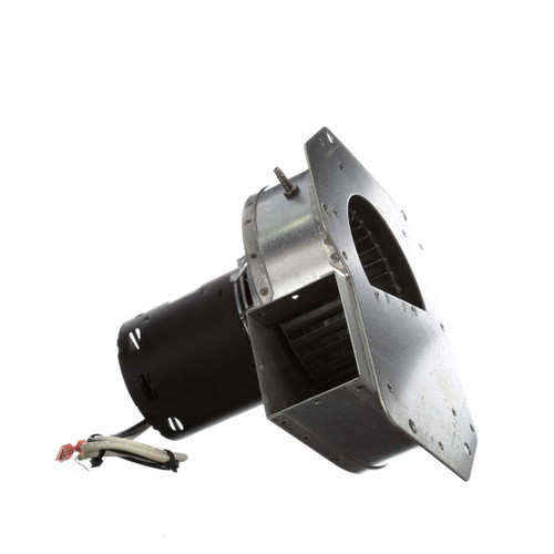 amana  goodman furnace draft inducer blower 115v fasco a129 amana hvac wiring diagram model cre36c2a