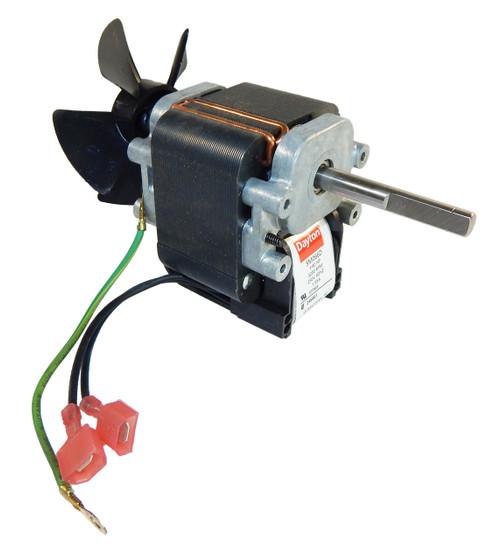 Dayton Electric C Frame Vent Fan Motor 1 40 Hp 3000 Rpm